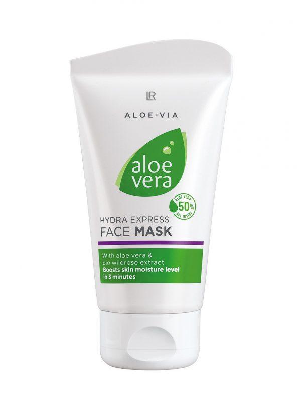 Алое Вера Експресно хидратираща маска за лице