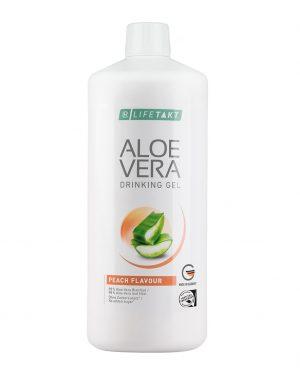Aloe Vera Гел за пиене с вкус на праскова